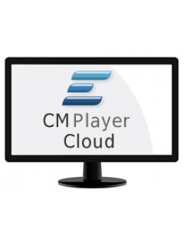 CM Cloud/SaaS Media Player for 3 months