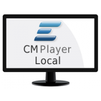 CM Local/Continuous Media Player Initial Setup